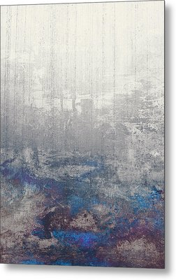 Abstract Print 12 Metal Print by Filippo B