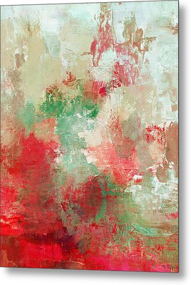 Abstract Print 18 Metal Print by Filippo B