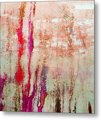 Abstract Print 22 Metal Print by Filippo B