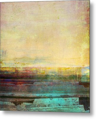 Abstract Print 5 Metal Print by Filippo B