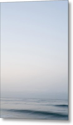 Abstract Seascape 2 Metal Print