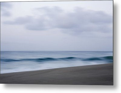 Abstract Seascape No. 09 Metal Print