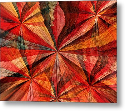 Abstraction 1 Metal Print by Gerry Bates
