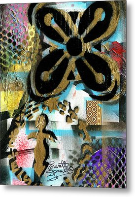 Abundance Metal Print by Everett Spruill