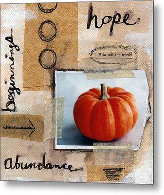 Abundance Metal Print by Linda Woods