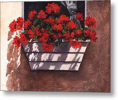 Abundance Metal Print by Terri  Meyer