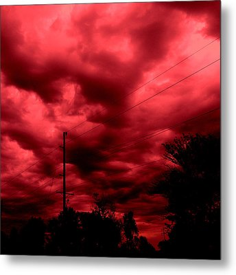Abyss Of Passion Metal Print