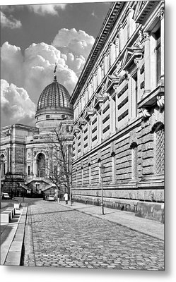 Academy Of Arts Dresden Metal Print by Christine Till