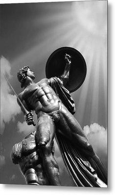 Achilles Metal Print