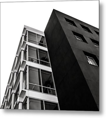 Acute Insight Metal Print