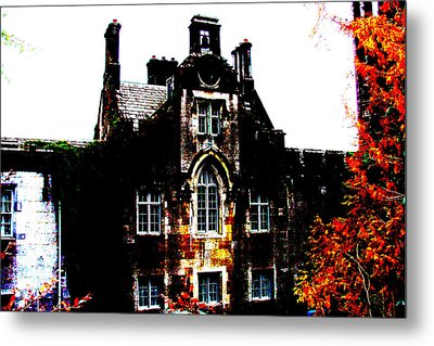 Metal Print featuring the photograph Adare Manor by Charlie and Norma Brock