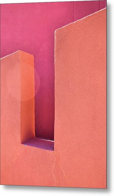 Adobe Wall Metal Print