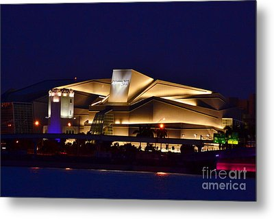 Adrienne Arsht Center Performing Art Metal Print