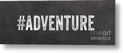 Adventure  Metal Print by Linda Woods
