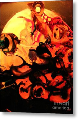 Metal Print featuring the photograph Aeon by Steed Edwards