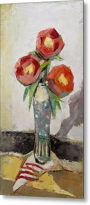 Aesthetic Metal Print by Becky Kim