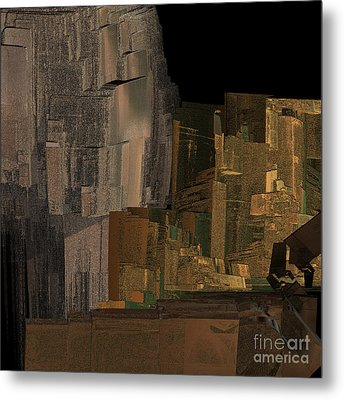 Afghanistan By Jammer Metal Print by First Star Art