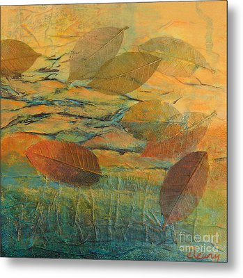Afloat 1 Metal Print by Melody Cleary