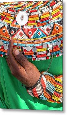 Africa, Kenya, Samburu National Reserve Metal Print