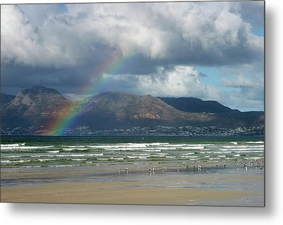 Africa, South Africa, Cape Town Metal Print