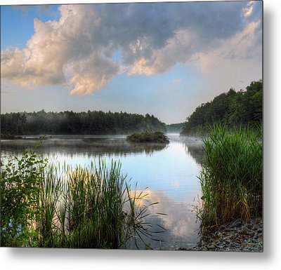 After A Passing Storm Metal Print