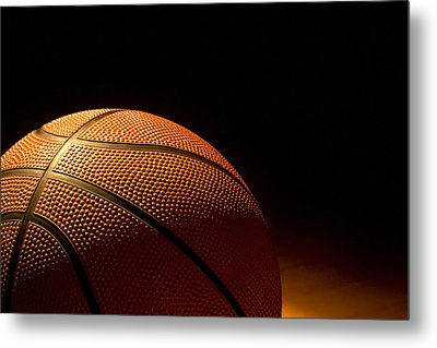 After The Game Metal Print by Andrew Soundarajan