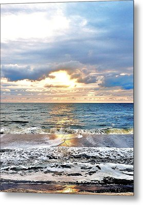 After The Storm 3 Metal Print by Kim Bemis