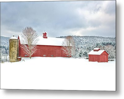 After The Storm Metal Print by Bill Wakeley
