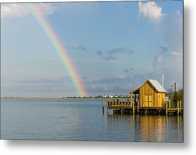 After The Storm Metal Print by Gregg Southard