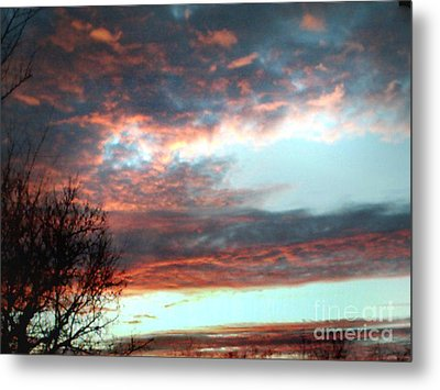 After The Storm Metal Print by Jeffery Fagan