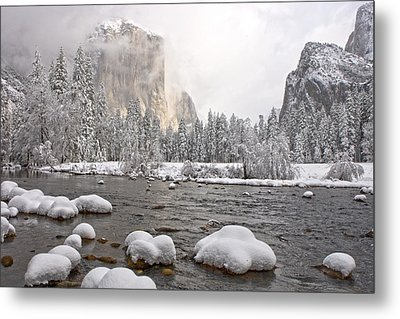 After The Storm Metal Print by Judi Baker