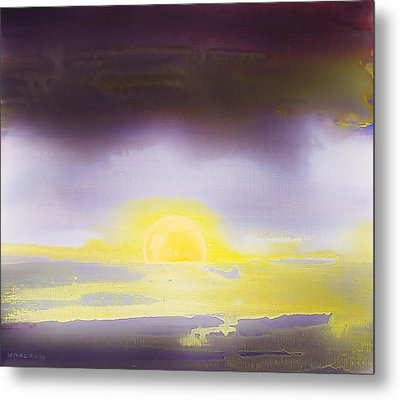 After The Storm 2003 Metal Print