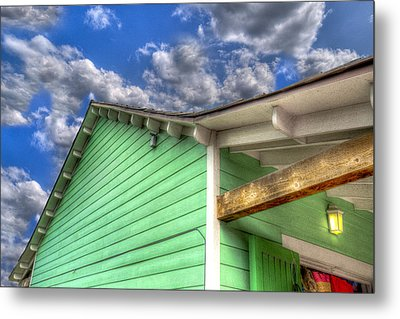 After The Storm Metal Print by Paul Wear