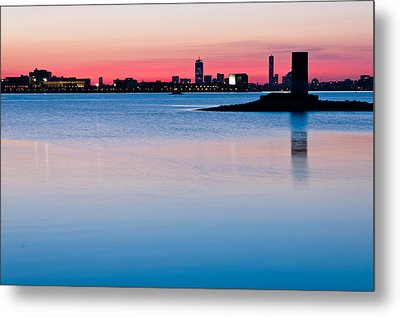 After The Sunset Metal Print by Lee Costa
