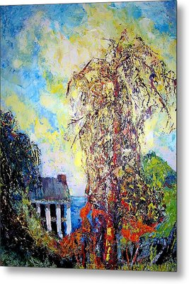 after Will Henry Stevens Metal Print
