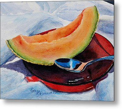 Afternoon Delight Metal Print by Kathy Nesseth