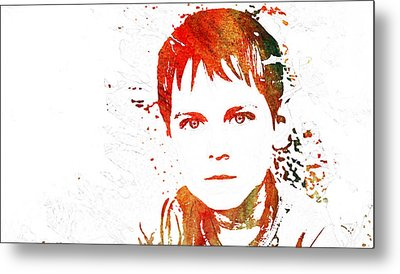 Age Of Innocence Metal Print by Celestial Images