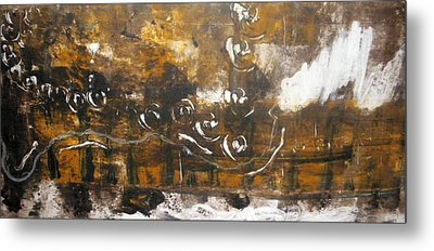 Ahoy There Metal Print