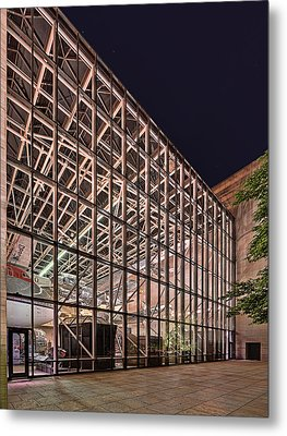 Air And Space Museum Flight Metal Print by Metro DC Photography