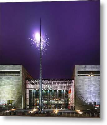 Air And Space Museum Metal Print by Metro DC Photography