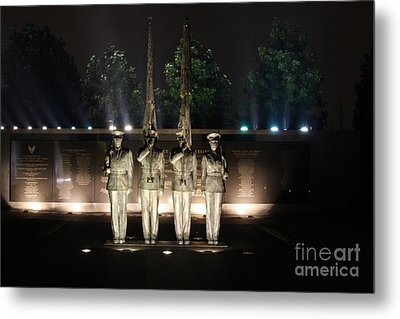 Air Force Memorial Metal Print