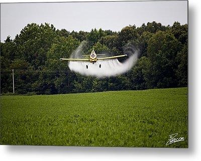 Air Tractor Metal Print