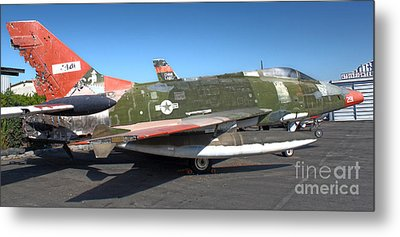 Airplane - 11 Metal Print by Gregory Dyer