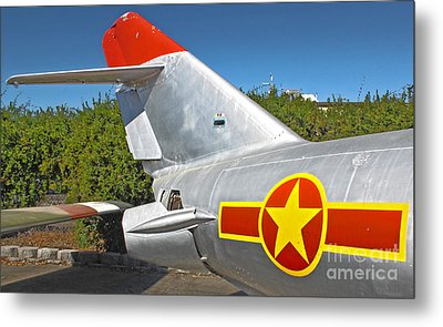 Airplane - 14 Metal Print by Gregory Dyer