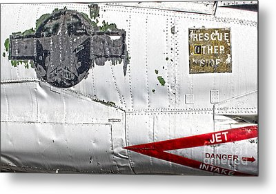 Airplane - 15 Metal Print by Gregory Dyer