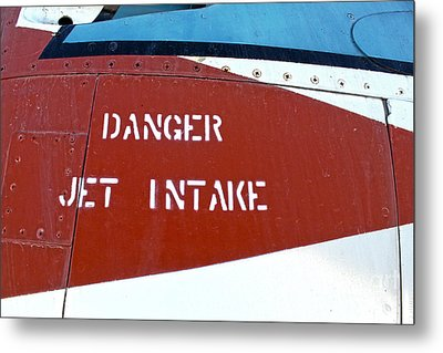 Airplane - 18 Metal Print by Gregory Dyer