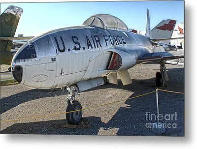 Airplane - 10 Metal Print by Gregory Dyer