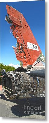 Airplane Graveyard - 22 Metal Print by Gregory Dyer