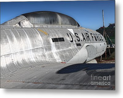 Airplane Graveyard - 04 Metal Print by Gregory Dyer