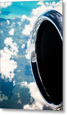 Tropical Skies Metal Print